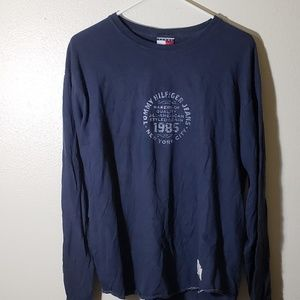 90's Tommy Hilfiger Long Sleeve in L